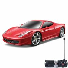 Véhicules miniatures rouge Maisto pour Ferrari