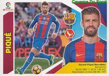 06 GERARD PIQUE ESPANA FC.BARCELONA CROMO STICKER LIGA 2018 PANINI ESTE