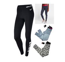 Nike Pro Warm Compression Tight Leggings Pants Yoga Logo Hyper 640959