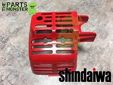 SHINDAIWA A320000870 OEM MUFFLER COVER / FITS T242 T242X C242 M242 AH242 LE242