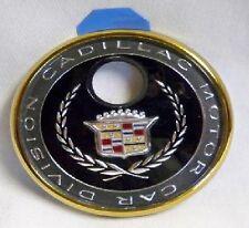 Cadillac Eldorado Seville Limousine Trunk Lock Emblem NEW 92 - 02 OEM