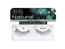 10 Pairs Ardell Natural 116 Fashion Lash Fake Eyelashes Black