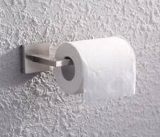 Toilet Paper Holder 304 Stainless Steel Tissue Paper Dispenser, Brushed Nickel