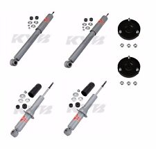 KYB Gas-a-Just® Shocks/Struts 2-Front & 2-Rear+2 Front Mounts for 4-Runner
