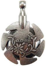 Clover 3106 Wollgarnschneider Anhänger, Silber