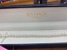 mikimoto Pearl Bracelet Sterling Clasp