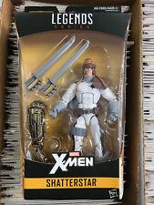 Marvel Legends SHATTERSTAR X-Men From Warlock BAF Series Hasbro 2017 NIB