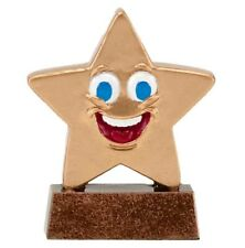 Personalised Engraved Happy Star Great Player Team Award