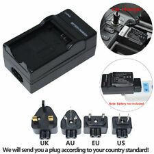 DMW-BMB9 Battery Charger For Panasonic Lumix DMC-FZ60 DMC-FZ62 DMC-FZ70 DMC-FZ72