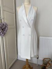 STUNNING REISS SINEAD WHITE DRESS SIZE 10