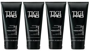 TIGI Pro HIGH Sheen GEL 200ml 6.76 US Fl oz - Strong Hold & Sheen - Choose qty