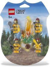 Lego 853378 City Pack de Bomberos con Accesorios. Nuevo en blíster.