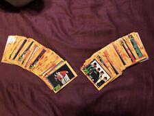 Lots 1989 Topps Nkotb New Kids On The Block Trading Card Sticker Set Set #1 & #2