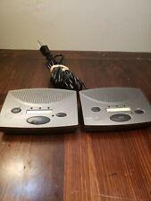 New listing Radio Shack 43-3105 Fm Wireless 3-Channel Intercom System Set of Two