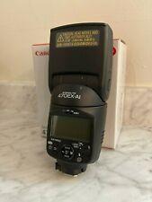 Canon 470Ex-Ai Speedlite Camera Flash Great Condition Ships Asap!