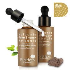 [PUREHEAL'S] Volcanic Pore Eraser Ampoule 30ml Pore Tightening& Brightening skin