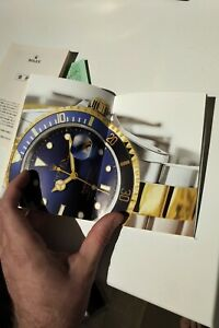 ROLEX watches vintage NOS catalog from Japan