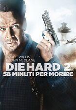 Die Hard 2 - 58 Minuti Per Morire (1990) DVD Disco Singolo
