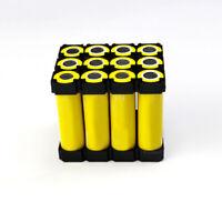 5Pcs 21700 3X4 Battery Spacer Frame Radiating Cell Shell Plastic Holder Bracket