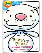 DVD - TREEHOUSE - ULTIMATE COLLECTION TOOPY & BINOO - AMAZING DVD IN PERFECT CON