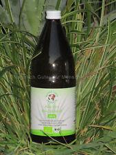 Mother Earth Aloe Vera Bio Direktsaft  100 Prozent 1200 mg/l Aloverose 1 Liter