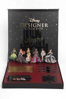Disney x ColourPop Princess Designer Premiere PR Collection Lux Lipstick Box Set