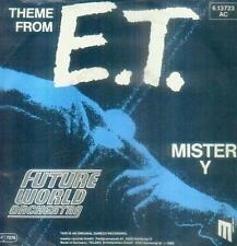 "7"" Future World Orchestra/Theme From E. T. (D)"