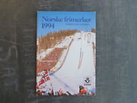 1994 NORWAY STAMP YEAR PACK