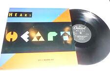 """HEART - All I Wanna Do - 1990 UK 3-track 12"""" vinyl single"""