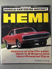 HEMI : History of the Chrysler Hemi V-8 Engine and Hemi-Powered Cars