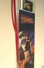 BACK TO THE FUTURE Fox rare Movie Film Cell Bookmark