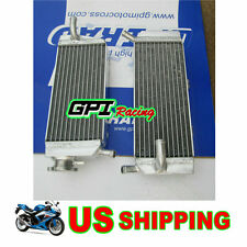 FOR HONDA CRF450X CRF 450 X 2005-2013 2006 2010 2011 aluminum radiator