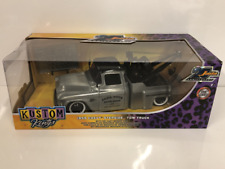 1955 Chevrolet Stepside Tow Truck 20th Anniversary Series 1:24 Jada 45002