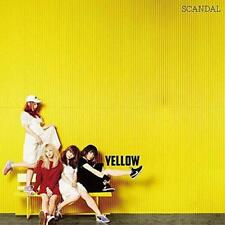 Scandal - Yellow (NEW CD)