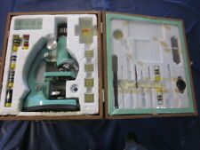 Vintage Tasco Zoom 1200X Youth Microscope Kit 1960s Toy