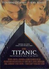 Titanic 24x33 Style A Movie Poster Leonardo DiCaprio