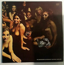JIMI HENDRIX Original 'Electric Ladyland' LP **EX  Cond** UK Polydor Pressing