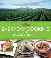 Melissas Everyday Cooking Organic Produce: A Guide to Easy-to-Make Dishes BOOK