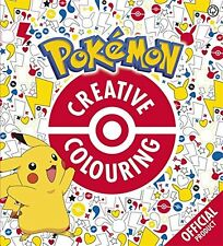 The Official Pokemon Creative Colouring by Pokemon (Paperback, 2016)