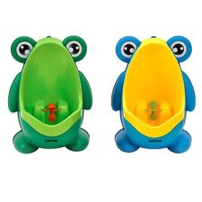 Frog Children Pee Potty Toilet Training Kids Urinal Boys Pee Trainer Bathroom