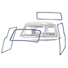 1948 1949 1950 Ford pickup / Ford Truck cab weatherstrip kit