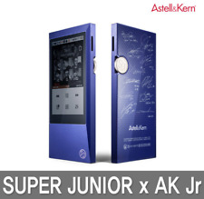 Iriver Astell & Kern AK Jr Hi-Res Music MP3 Player 64GB / SUPER JUNIOR EDITION!!