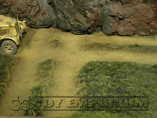 "Build-a-Rama 1:32 WWII Deluxe Grass Road With ""T"" Mat"