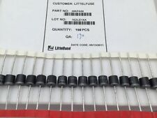 30KPA58 Littelfuse, 30kW 58 VWM 92.4 VC 327.9 Amp, TVS Diode, Unidirectional