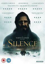 Silence [DVD] [2017] [DVD][Region 2]