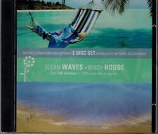 NATURE'S CREATIONS - OCEAN WAVES & BEACH HOUSE  - MINT 2 CD SET