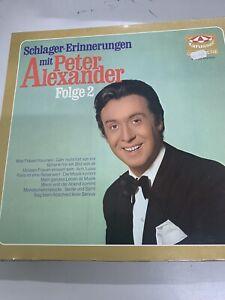 Peter Alexander~Schlager-Erinnerung~Folge 2