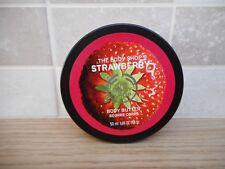 Body Shop Strawberry Body Butter 50 ml