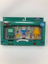 Adventure Time Limited Edition Collectors Pixel Figure Finn, Jake, BMO A21