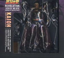 Used Kaiyodo Revoltech Fist of The North Star Series No.019 Kaioh Painted
